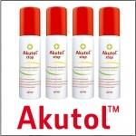 Bình xịt cầm máu Akutol Stop