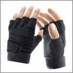 Găng tay Black Hawk cụt ngón