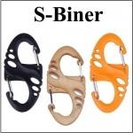 Móc khóa nhựa S-Biner