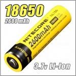 Pin sạc Nitecore 2600 mAh