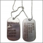 Dog Tag (Khắc Laser)