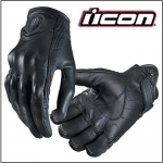 Găng tay da Icon