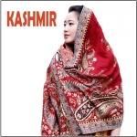 Khăn Kashmir Ấn Độ 100%