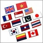Patch cờ các nước
