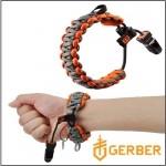 Vòng tay sinh tồn Gerber Survival Bracelet