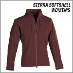 Áo 5.11 Tactical Women Sierra Softshell